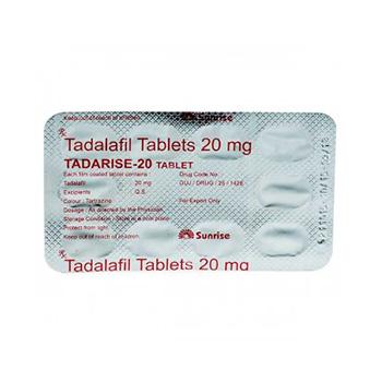 Compre en línea Tadarise 20 mg esteroides legales
