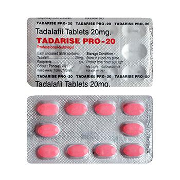 Compre en línea Tadarise Pro 20 mg esteroides legales