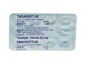 Compre en línea Tadasoft 20 mg esteroides legales