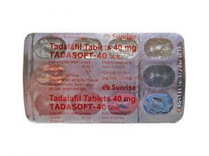 Compre en línea Tadasoft 40 mg esteroides legales