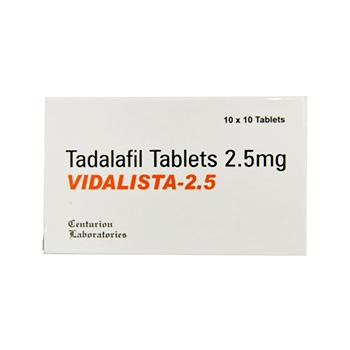 Compre en línea Vidalista 2.5 mg esteroides legales
