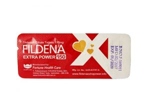 Compre en línea Fildena Extra Power 150mg esteroides legales