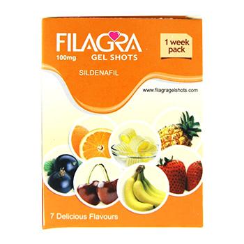 Compre en línea Filagra Gel Shots 100 mg esteroides legales