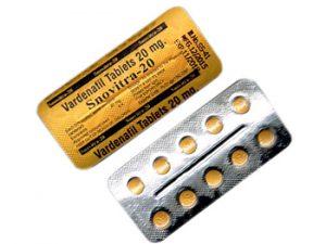 Compre en línea Snovitra 20 mg esteroides legales
