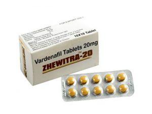 Compre en línea Zhewitra 20 mg esteroides legales