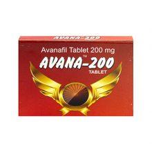 Compre en línea Avana 200 mg esteroides legales